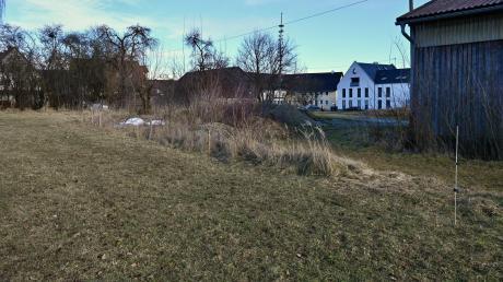 Die Mehrheit des Gemeinderates möchte einen Teil der Fläche im Gablinger Zentrum an ein Wohnbauunternehmen verkaufen.