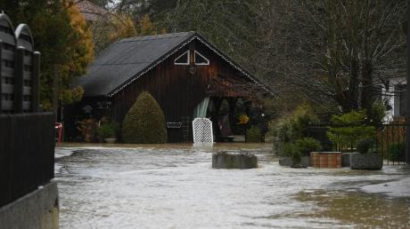 Innerhalb von nur fünf bis sechs Stunden war das Wasser alarmierend hoch gestiegen.