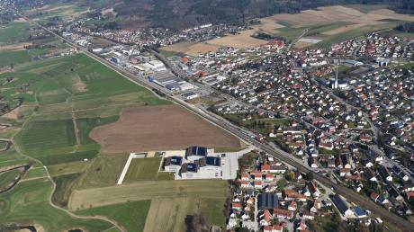 Knapp 11000 Menschen wohnen in der Marktgemeinde Diedorf. Sie haben am 15. März die Wahl zwischen dem amtierenden Rathauschef Peter Högg und seinem Herausforderer Thomas Rittel.