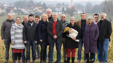 Das Bündnis Umwelt Horgau nominierte in der Aufstellungsversammlung seine Kandidatinnen und Kandidaten für den Horgauer Gemeinderat.