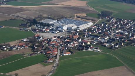 Die Bereitstellung von Bauland bei gleichzeitiger Erhaltung der dörflichen Struktur ist eines der politischen Ziele in Kutzenhausen.