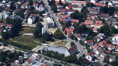 """""""Mitten im Schönen"""" – so lautet das Motto der Stadt Neusäß – soll sich in den kommenden Jahren so einiges verändern."""