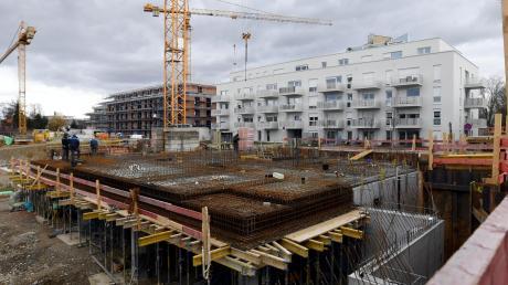 Günstiger Wohnraum ist in Neusäß knapp, obwohl seit drei Jahren viel gebaut wurde.