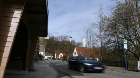 In der Sonnenstraße im Biberbacher Ortsteil Markt wird künftig nur ein Tempo von 30 Kilometern in der Stunde erlaubt sein.