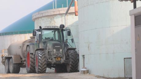 Die Erweiterung einer Biogasanlage in Adelsried erregt schon seit längerer Zeit die Gemüter im nahe gelegenen Wohngebiet.