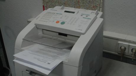 Im November 2018 schickte der Angeklagte ein Fax mit Details des Streits ins Büro des Arbeitgebers der Mieterin.
