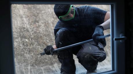 Ein Unbekannter ist in Klosterlechfeld in den Holzschuppen der Stockschützen eingebrochen.