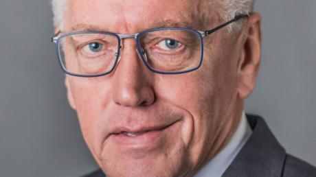 Anton Gleich wurde in Bonstetten zum fünften Mal im Amt bestätigt.