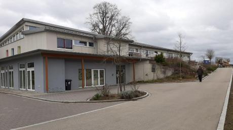 So sah der Kindergarten in Bonstetten vor der Erweiterung aus.