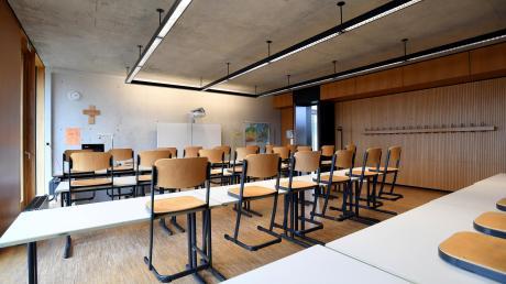 Die Realschule in Zusmarshausen bleibt wegen des Corona-Virus in den kommenden zwei Wochen geschlossen.