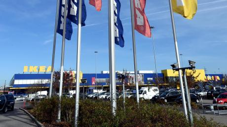 Ikea darf viele Filialen wieder öffnen - unter anderem das Einrichtungshaus in Gersthofen.