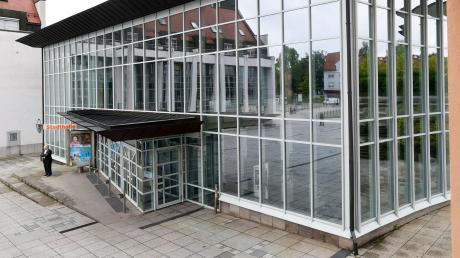 Die Stadthalle Gersthofen feiert Jubiläum.