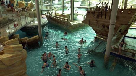 Das Titania-Erlebnisbad in Neusäß ist ab Montag zur Vorbeugung vor Ansteckungen geschlossen.