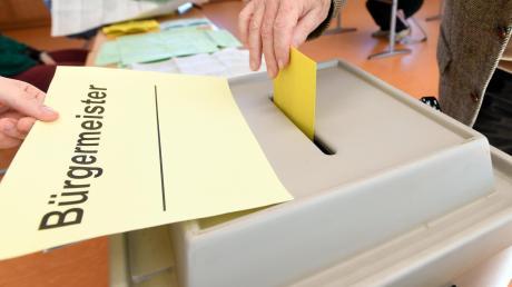 In der Marktgemeinde kommt es zur Stichwahl zwischen Ulrich Fahrner (CSU) und Edgar Kalb (UW14). Der amtierende Rathauschef verpasst ganz knapp die Wiederwahl.