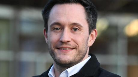 Max Poppe (CSU) war zweitbester Kandidat und geht gegen Michael Wörle in die Stichwahl am Sonntag, 29. März.
