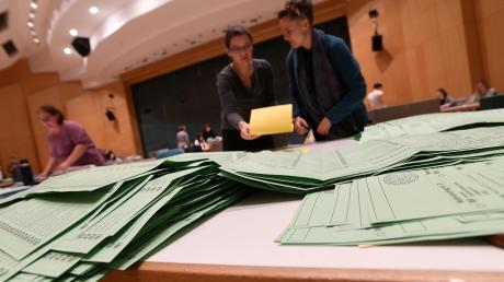 Nicht immer können Stimmzettel eindeutig ausgewertet werden - so auch bei der Kommunalwahl am 15. März.