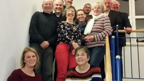 Die Katholische Landvolkbewegung Dinkelscherben wählte bei ihrer Jahreshauptversammlung neue Mitglieder in den Vorstand.