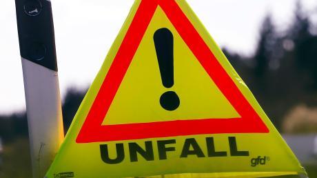 Nicht angepasste Geschwindigkeit bei starkem Regen war am Freitagmorgen die Ursache für zwei Unfälle auf der A7 bei Vöhringen und Altenstadt.