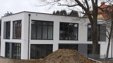 Die Außenanlagen für den Kindergartens beschäftigen den Gemeinderat in Emersacker.