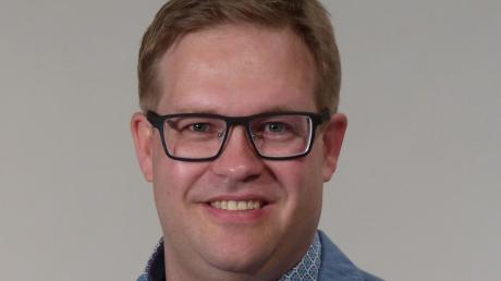 Stefan Scheider ist Bürgermeister in Welden.