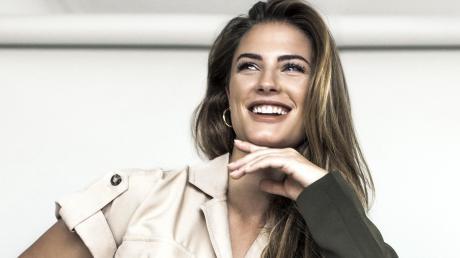 Marie Rauscher aus Thierhaupten arbeitet als Model.