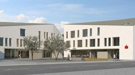 In dem noch zu bauenden neuen Fischacher Rathaus soll es wie bisher keine Koalitionen im Rat geben.