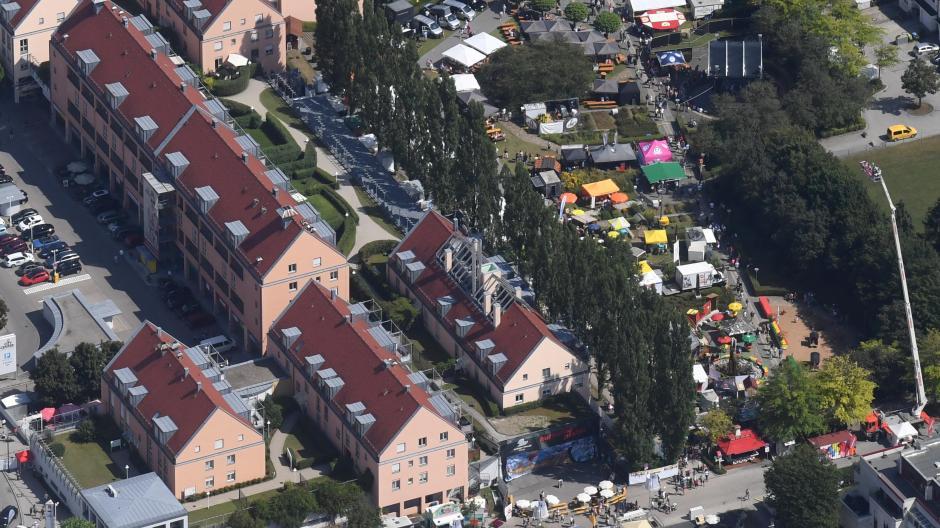 Wegen der Corona-Krise wurde das Gersthofer Stadtfestival Kulturina 2020 abgesagt.