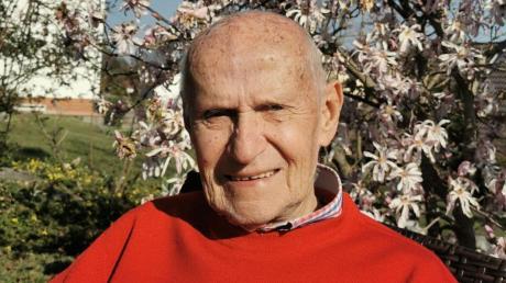 Ehingens Ehrenbürger Franz Sedlacek feierte seinen 85. Geburtstag.