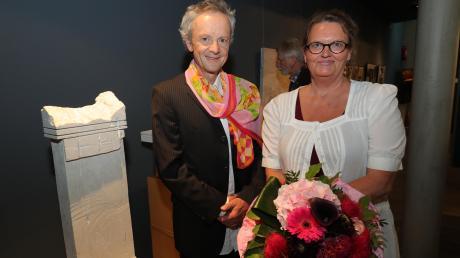 Vor zwei Jahren wurden Birgit Fuchs (Publikumspreis) und der Bildhauer Norbert Schessl ausgezeichnet.
