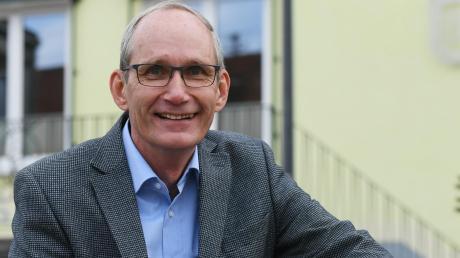 30 Jahre lang amtierte Peter Bergmeir in Welden als Bürgermeister.