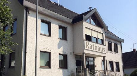 Im kommenden Jahr hat die Gemeinde Altenmünster große Projekte geplant und im Haushalt taxiert.