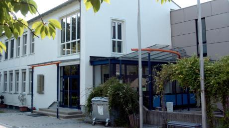 Die alte Schule in Westheim.