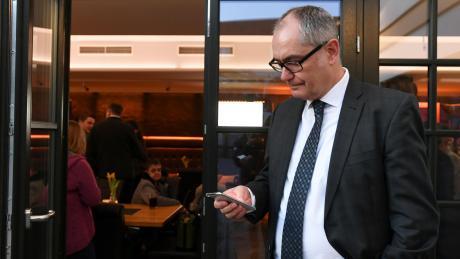 Und raus ist die CSU: Michael Wörle hat in Gersthofen ein Bündnis mit fünf Gruppierungen geschmiedet.