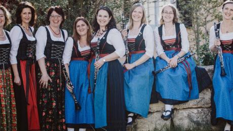Der Lauterbacher Dreigesang und die Klarischnättra haben eine gemeinsame CD veröffentlicht.