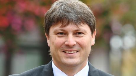 Dr. Michael Higl ist stellvertretender Landrat.