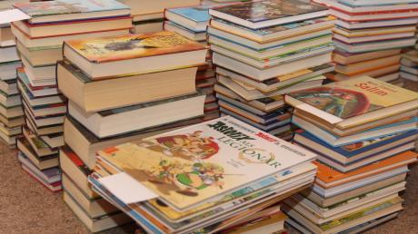 Seit Montag hat die Gemeindebücherei in Kutzenhausen wieder geöffnet.