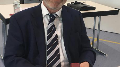 Helmut Ritsch war 18 Jahre lang Gemeinderat und sechs Jahre lang Zweiter Bürgermeister.