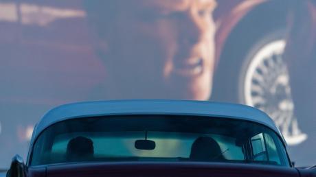 Die Besucher des Gersthofer Autokinos müssen einige Regeln einhalten, um den Filmspaß zu genießen.