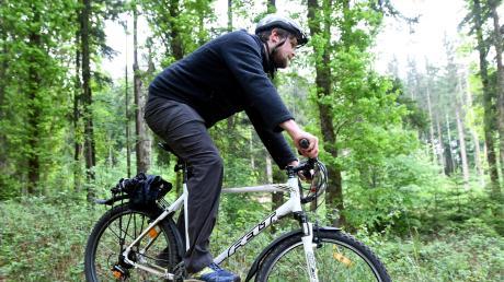 Die Kontroverse über Mountainbikestrecken in den Westlichen Wäldern geht weiter.
