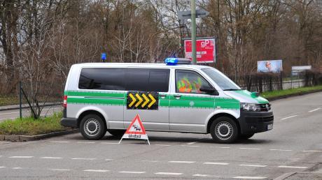 Erneut hat es an nur einem Tag drei Fahrradunfälle im Augsburger Land gegeben.