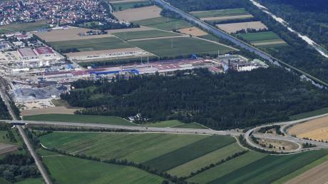 Eine Änderung des Flächennutzungsplans und ein Bebauungsplan sollen den Weg freimachen für eine Erweiterung des Stahlwerks in Meitingen sowie eine Kapazitätssteigerung.