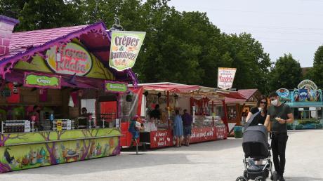 Das Stadtberger Stadtfest geht in die Verlängerung. Zusätzlich sind die Stände auch am Pfingstwochenende geöffnet.