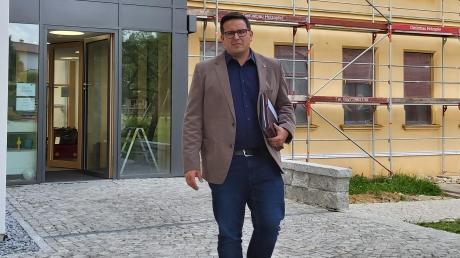 In der konstituierenden Sitzung des Schulverbandes Emersacker-Heretsried wurde Emersackers Bürgermeister Karl-Heinz Mengele zum Vorsitzenden gewählt.