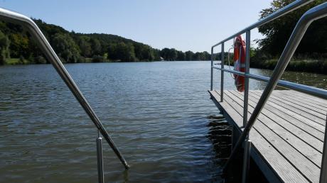 Das Baden im See bleibt auch in Zeiten von Corona erlaubt.
