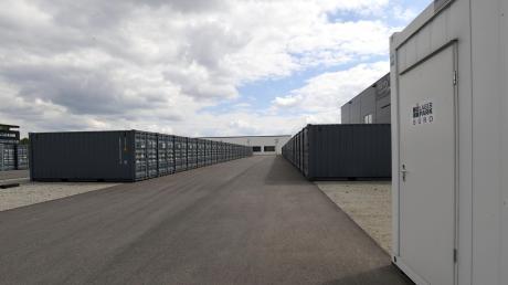 Im Gersthofer B2-Industriepark wird es kein Containerlager geben. Das entschied jetzt der Bauausschuss.