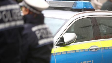 Die Polizei sucht nach einem mutmaßlichen Räuber in Ulm. .