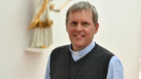 Michael Sommer wird am Sonntag, 28. Juni, von Bischof Bertram Meier zum Priester geweiht.