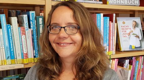Stefanie Frommberger leitet nun die Stadtbibliothek Stadtbergen.