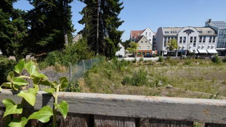 Als Standort für den neuen Gersthofer Festplatz ist die Potenzialfläche im Stadtzentrum vom Tisch. Ein Antrag der CSU, das Festgelände hierhin zu verlegen, fand keine Mehrheit im Bauausschuss.
