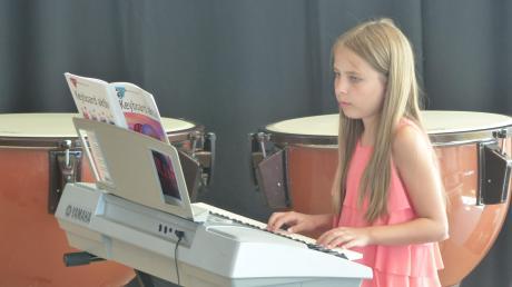 Dreieinhalb Monate war coronabedingt Pause, jetzt geht es wieder mit Kursen bei der Musikschule Biberbach los.
